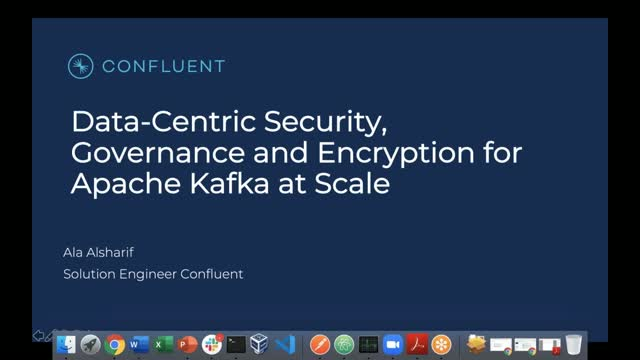 Data-Centric Security, Governance and Encryption for Apache Kafka at Scale