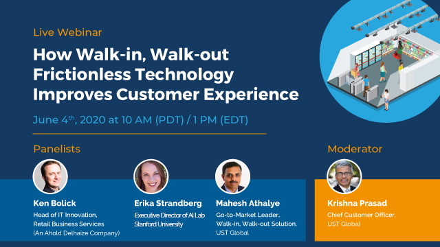 How Walk-In, Walk-Out Frictionless Technology Improves Customer Experience