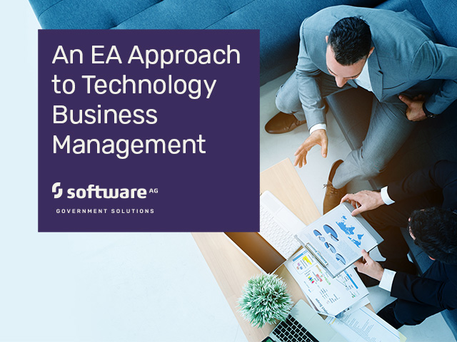 Alfabet Enterprise Architecture - An EA Approach to Technology Business Mgmt.