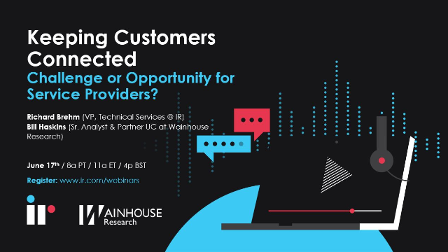Keeping Customers Connected – Challenge or Opportunity for Service Providers?