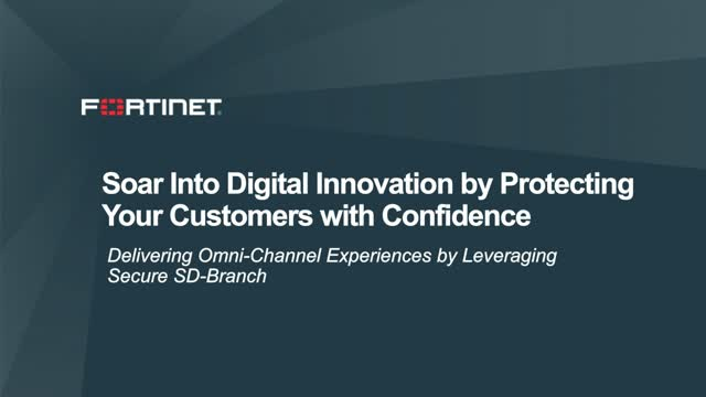 Soar Into Digital Innovation by Protecting Your Customers with Confidence