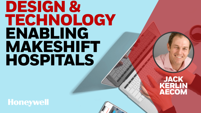 Design & Technology Enabling Makeshift Hospitals