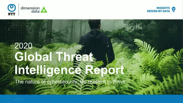 Unpacking 2020 Global Threat Intelligence Report MEA Insights
