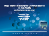 Mega-Trends in Enterprise Communications in APAC and where we are now