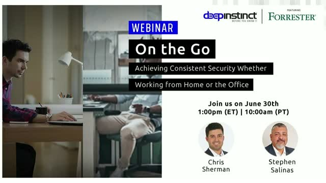 On the Go: Achieving Consistent Security Whether Working from Home or the Office