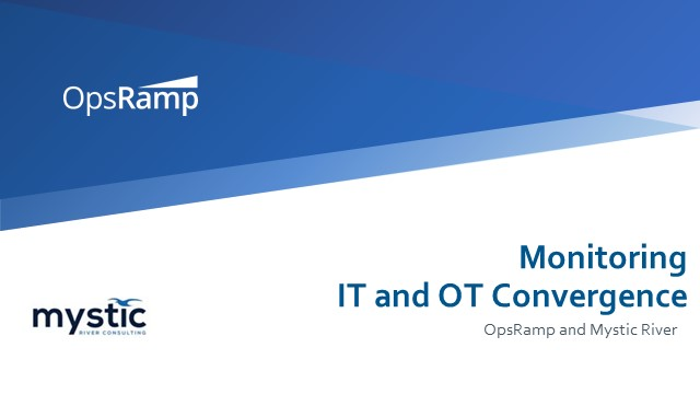 IT and OT Convergence