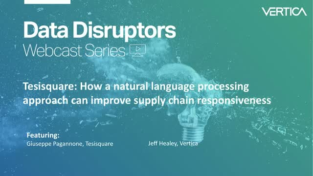 How natural language processing approach can improve supply chain responsiveness