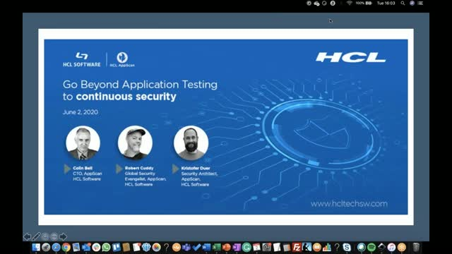 On-Demand Webinar: Go Beyond Application Testing to Continuous Security