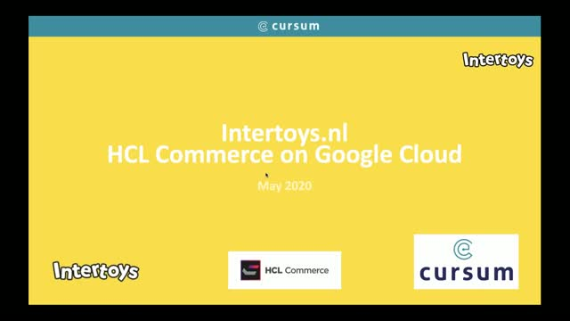 How HCL Commerce and Google Put the Fun Back into Intertoys