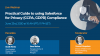 Practical Guide to using Salesforce for Privacy (CCPA, GDPR) Compliance