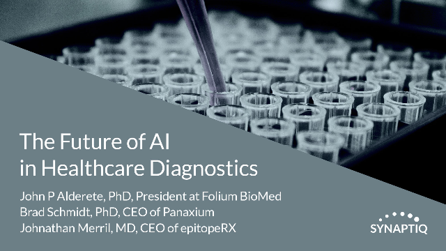 The Future of AI in Healthcare Diagnostics