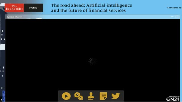 The Economist: The Road Ahead: AI and the Future of Financial Services
