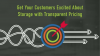 Get Your Customers Excited About Storage with Transparent Pricing