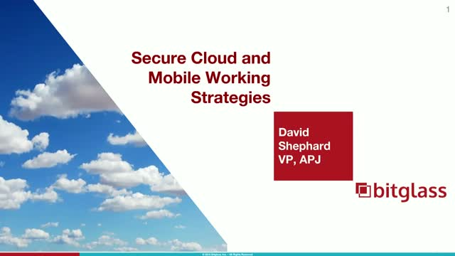 Legal Firms Adopting Cloud and Mobile Working Strategies