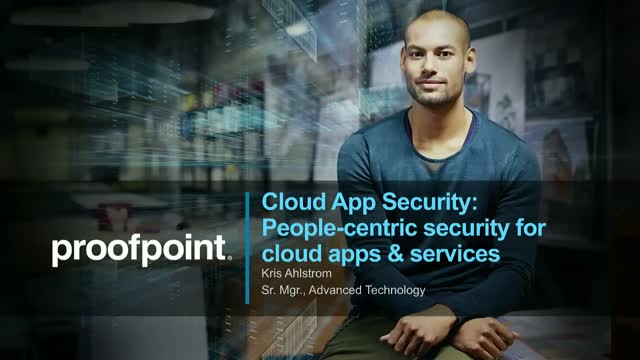 Live Demo: People-Centric Cloud Security with Contextual & Risk-Aware DLP