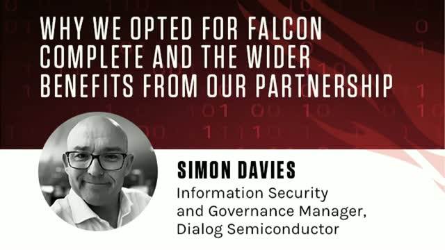 Why we opted for CrowdStrike's Falcon Complete and wider benefits