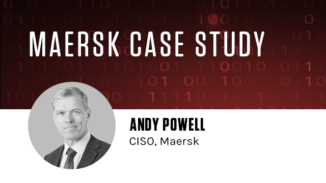 Customer Case Study: Maersk
