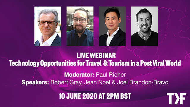 Technology Opportunities for Travel and Tourism in a Post-Viral World