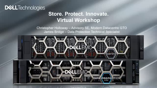 PowerStore - Store, Protect, Innovate