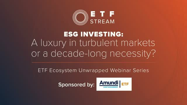 ESG Investing: A luxury in turbulent markets or a decade-long necessity?
