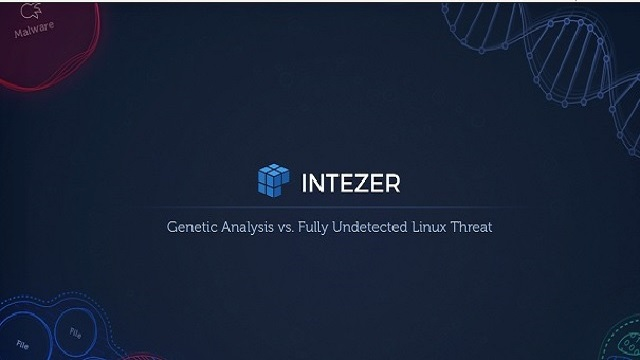 Genetic Analysis vs. Fully Undetected Linux Threat