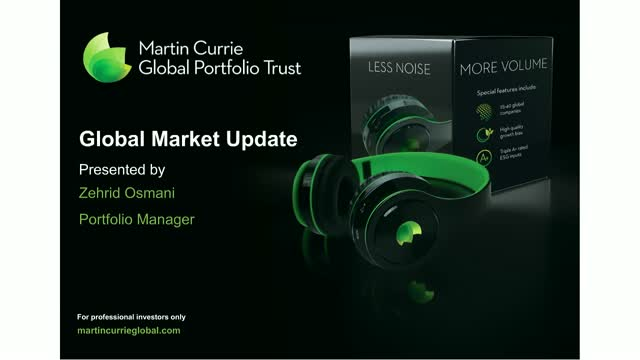 GLOBAL MARKET UPDATE - Positioning for the post-pandemic global economy