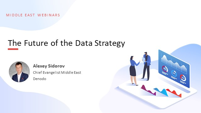 Middle East Webinar: The Future of Data Strategy
