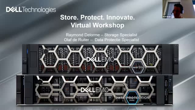 Dell EMC PowerStore Overview