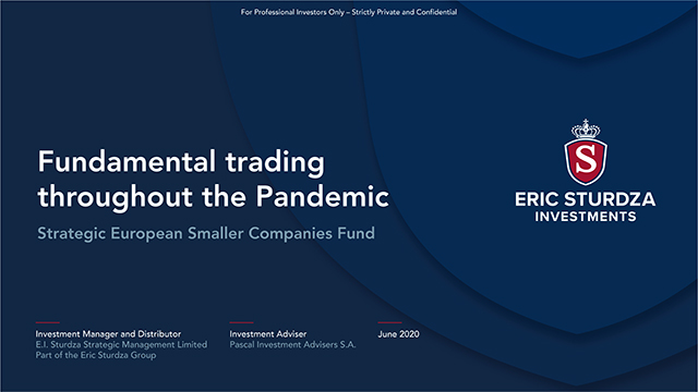 Fundamental trading throughout the Pandemic