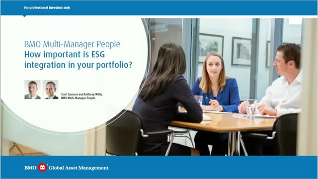 Multi-Manager People - How important is ESG integration in your portfolio?