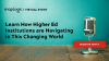Higher Ed Institutions navigating in this changing world