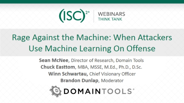 Rage Against the Machine: When Attackers Use Machine Learning On Offense