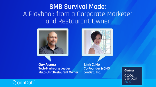 SMB Survival Mode: A Playbook from a Corporate Marketer & Restaurant Owner
