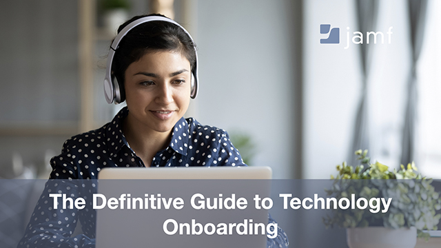 The Definitive Guide to Technology Onboarding