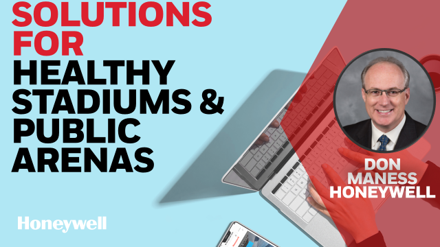 Solutions for Healthy Stadiums and Public Arenas