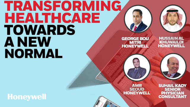 Transforming healthcare towards a new normal