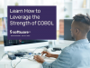 webMethods Mainframe Integration - Learn How to Leverage the Strength of COBOL