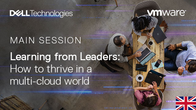 Learning from Leaders: How to thrive in a multi-cloud world