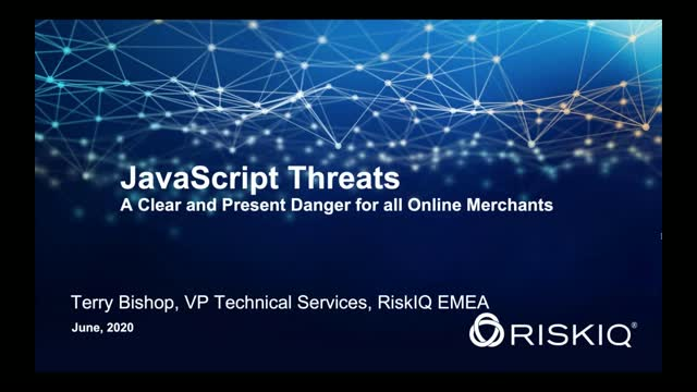 JavaScript Threats: A Clear and Present Danger for all Online Merchants