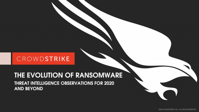 THE EVOLUTION OF RANSOMWARE (AEST)