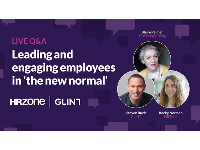 Q&A: Leading and engaging employees in the 'new normal'
