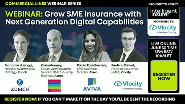 Grow SME Insurance with Next Generation Digital Capabilities