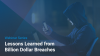 Lessons Learned from Billion Dollar Breaches