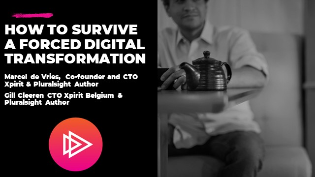 How to survive a forced digital transformation