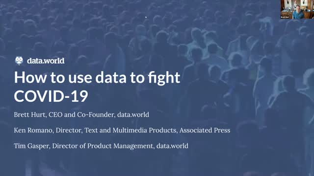 How You Can Use Data to Fight COVID-19
