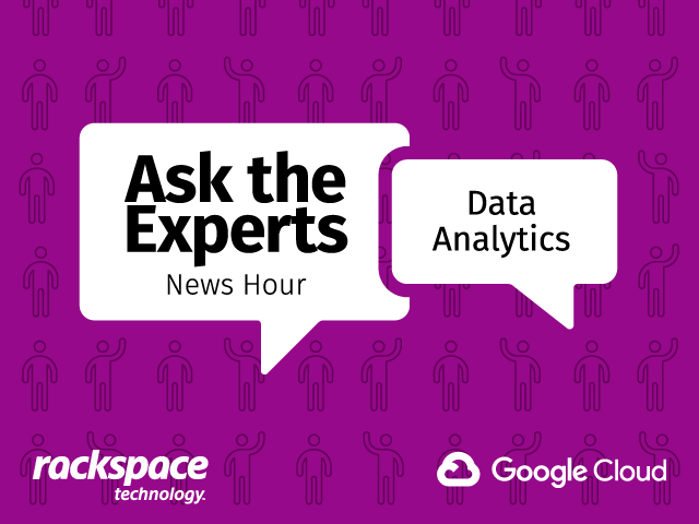 Ask the Experts – News Hour – Data Analytics