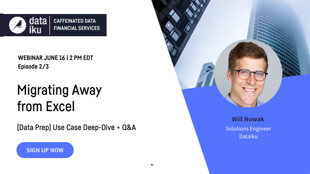 Migrating Away From Excel: Use Case Deep Dive & Q&A