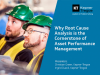 Why Root Cause Analysis is the Cornerstone of Asset Performance Management