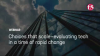Choices that scale - evaluating tech in a time of rapid change