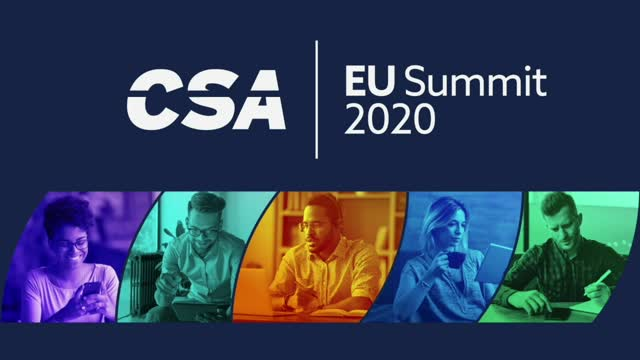 Panel Discussion: GDPR with the CSA Center of Excellence